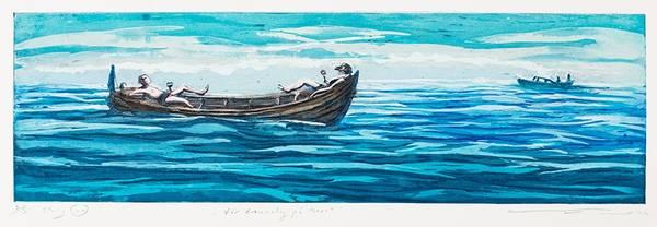 Bilde av Kristian Finborud - Vår drømmedag på havet