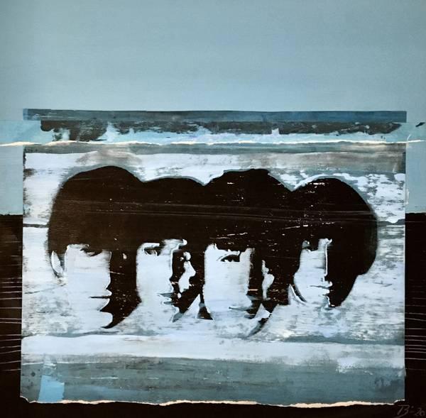 Bilde av Turid Bjørnsen - The Beatles